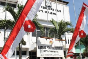 KPU Surabaya: 2 Petugas KPPS Meninggal, 17 Dirawat