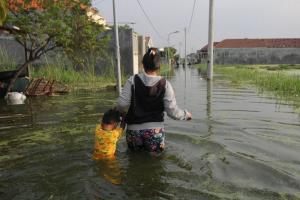 Pemprov Jatim Wacanakan Normalisasi Kali Lamong