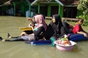 Khofifah Ungkap Biang Kerok Banjir di Tempuran