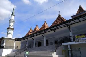 Menengok Masjid Sokambang, Warisan Raja-Raja Sumenep