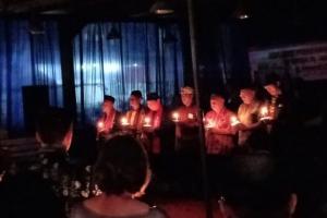 Tokoh Agama Kenang Satu Tahun Bom Surabaya