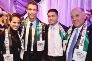 Ramadan, Ronaldo Sumbang Miliaran Rupiah untuk Palestina