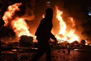 Aksi 22 Mei Jakarta Menjalar ke Madura