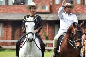 Ulama Jatim Siap Islahkan Jokowi-Prabowo