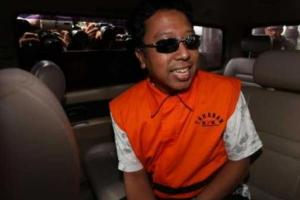 Pembataran Dicabut, Rommy Kembali ke Rutan KPK