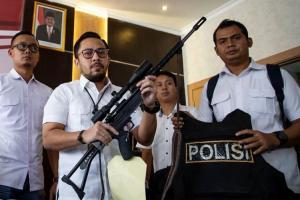 Polisi Bongkar Skenario Pembunuhan 4 Tokoh Nasional