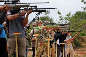 Jatim Tuan Rumah Air Guns Plus Tournament 2019