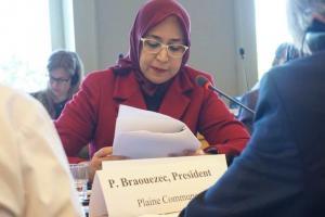 Bupati Jember Bicara HAM di Forum PBB