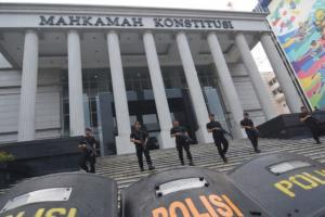 Polda Jatim Sebut Tak Ada Pergerakan Massa ke Jakarta
