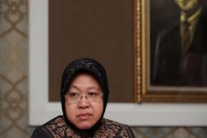Roda Pemkot Surabaya Tak Terganggu Meski Risma Sakit