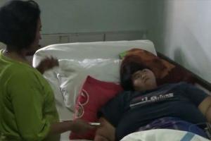 Penderita Obesitas asal Sidoarjo Berpulang