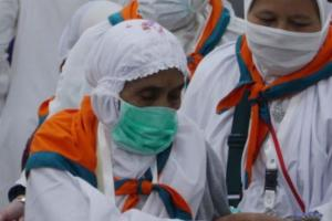 Tertunda, Keberangkatan 11 Calhaj Kota Malang
