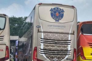 Jajal Bus Trans Jawa Yuk!