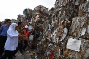 Tindak Tegas Importir Sampah ke Jatim!