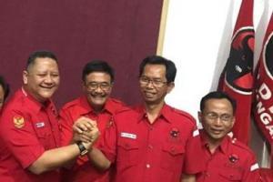 Cak Awi Resmi Pimpin PDIP Surabaya, Ini Susunan Pengurusnya