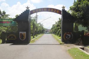 Anggota TNI Siap Kawal Pilkades Pamekasan
