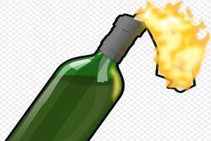 Teror Bom Molotov Sasar Warga Jombang