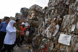 RUED Muluskan Pemanfaatan Sampah Jadi Listrik?