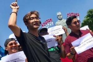 Bela Risma, Arek Suroboyo Tuntut Anggota TGUPP DKI Minta Maaf