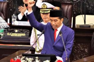 Jokowi di Sidang MPR: Kita Butuh Karya Nyata!