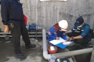 Dua Pabrik di Surabaya Diduga Buang Limbah Sembarangan