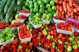 Meriahnya Acara Minggu Pertanian di Surabaya