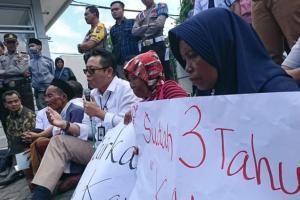 Buntut Demo Dana PKH Rp6 M, Tim Kemensos ke Sampang