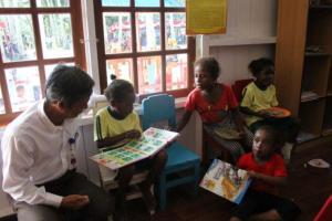 Mengurangi Kesenjangan Pendidikan di Daerah Tertinggal