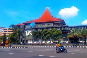 Kusnadi Jabat Ketua Sementara DPRD Jatim