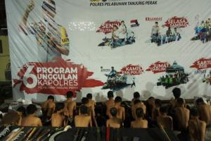 Saling Ejek di Sosmed, Dua Geng dari Surabaya Nyaris Tawuran