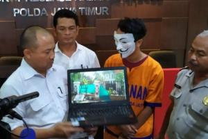 YouTuber AD Jadi Tersangka Baru Kasus Asrama Mahasiswa Papua