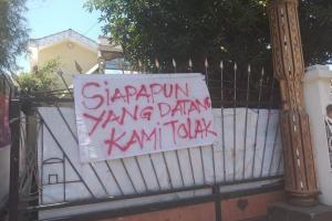 Polda Jatim Respons Teror Ular di Asrama Mahasiswa Papua