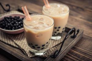 Bahaya Minum 'Bubble Tea'