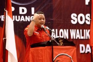 Maju Pilwali Surabaya, Whisnu: Semoga Allah Meridhoi!
