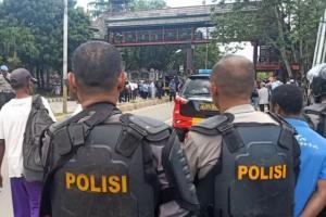 Demo Kembali Pecah di Papua, Siswa SD-SMP Dipulangkan
