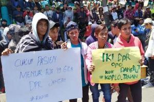 Polisi Amankan 4 Orang Jelang Aksi Surabaya Menggugat