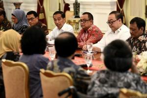 Presiden Pertimbangkan Terbitkan Perppu KPK Secepatnya
