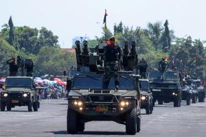 Kapolres Pamekasan Harap TNI Makin Jaya
