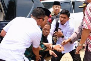 Menko Polhukam Wiranto Ditusuk dengan Senjata Tajam