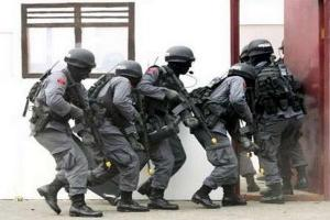 Densus Amankan 2 Terduga Teroris di Malang