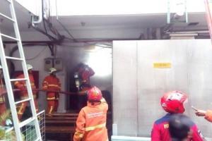 Penyebab Kebakaran di RSUD Soetomo