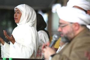 HSN, Khofifah Sampaikan Pesan KH Hasyim Asy'ari