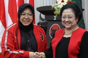 Cerita Risma Ditawari Menteri oleh Mega dan Puan