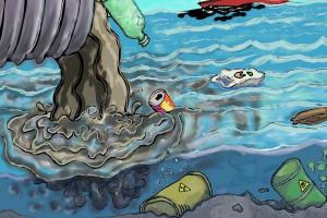 Diduga Tercemar, Air Sungai di Jombang Bikin Kulit Gatal Melepuh