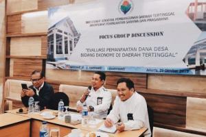 Agar Pembangunan Daerah Tertinggal Lebih Holistik