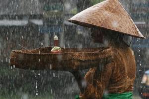 BMKG: Waspadai Potensi Hujan Lebat Sepekan ke Depan