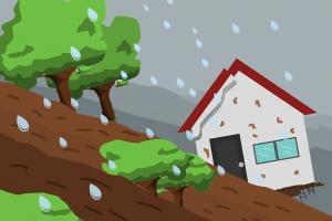 Ancaman Bencana Alam di Sampang Kala Musim Hujan