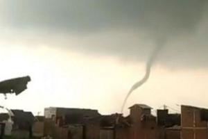 Angin Puting Beliung Hantam 4 Kecamatan di Jember