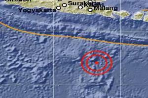 Lagi, Gempa Magnitudo 5,2 Guncang Bali