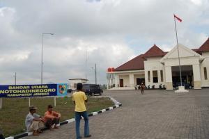 Bandara Notohadinegoro Jember Kantongi Sertifikat Sementara